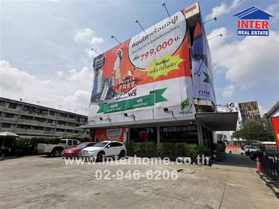 8 Bedroom Office for Rent in Thanyaburi, Pathumthani - Commercial building 4 booths 80 sq. w. Next to Phaholyothin Road and Plum Condo Soi Phahonyothin 89, Phahonyothin Road