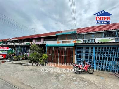 2 Bedroom Townhouse for Sale in Mueang Nakhon Pathom, Nakhonpathom - 2 storey townhouse 17 sq. w. 2 km from Phra Pathom Chedi Soi Nakhum 6 Petchkasem Road