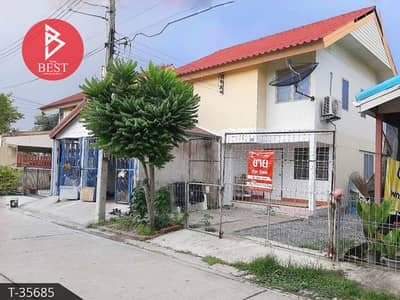 2 Bedroom Home for Sale in Ban Pho, Chachoengsao - 2 storey detached house for sale, Eua Athon Village, Lat Kwang, Chachoengsao.