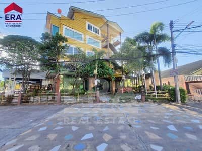 Commercial Building for Sale in Si Racha, Chonburi - Quick sale! Sriracha Commercial Building, area 208 sq. wa. , height 4.5 floors.