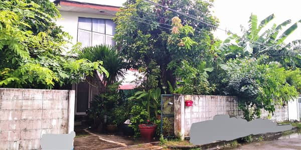 3 Bedroom Home for Sale in Lat Phrao, Bangkok - 2 storey detached house for sale, very good location, 80 sq m. Senaniwet Project 1 near Kaset-Nawamin.