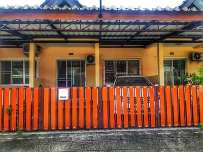 2 Bedroom Townhouse for Sale in Nuea Khlong, Krabi - Townhome at Nuaklong Subdistrict, free transfer fee, Nuea Khlong Subdistrict, Mueang Krabi District, Krabi Province