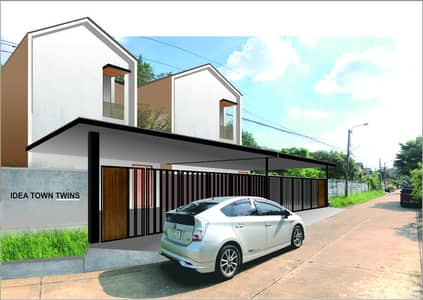 Land for Sale in Bang Khae, Bangkok - Land for sale, 89 sq m, sold by owner. Two main villages Next to Phetkasem Road, Bang Khae, near the mall Bang Khae