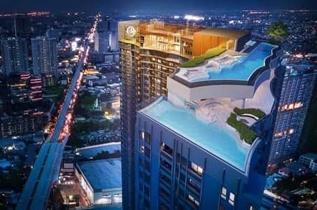 Condo for Sale in Chatuchak, Bangkok - 🔥 sell at a loss 700,000 Price in front of contract 4,115,300 +100,000 (buying fee for floor reservation and east) 👍Selling 3,950,000 Current price of the project 4,500,000