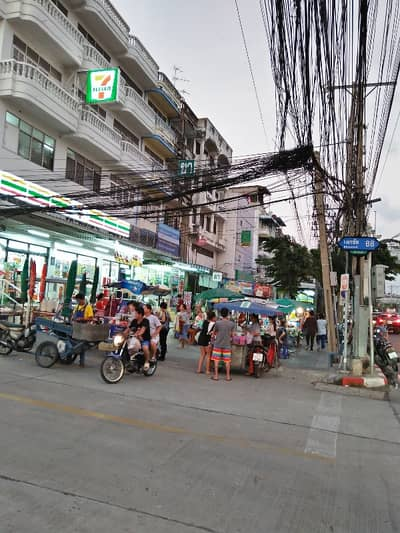 Commercial Building for Rent in Bang Bon, Bangkok - 4 storey commercial building for rent with mezzanine 8000 baht