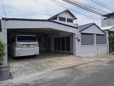 3 Bedroom Home for Rent in Bueng Kum, Bangkok - ((( 10 )))announce BK85 house for rent Maneeya Village Next to Pradit Manutham Road Close to the market, Liab express.