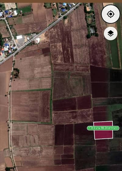 Land for Sale in Mueang Lop Buri, Lopburi - Land for sale 7 rai