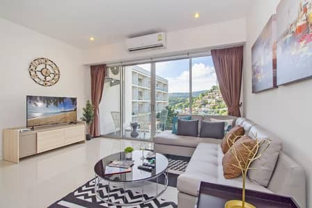 2 Bedroom Condo for Sale in Mueang Phuket, Phuket - For Sale!! 2B2B Chic Condo Karon beach Phuket, highest floor, Best view, posted by owner