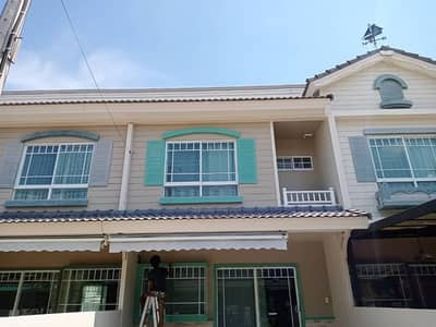 2 Bedroom Home for Rent in Bang Yai, Nonthaburi - Town Home for Rent : INDY Bangyai Bangkok (0646654666)