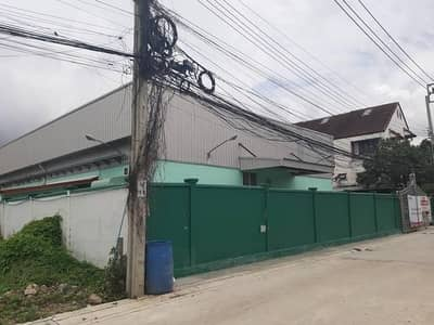 Factory for Rent in Prawet, Bangkok - ((((( 1 ))))) Property code BDS88 Factory for rent, area 380 square wa, Srinakarin Road, Soi 45