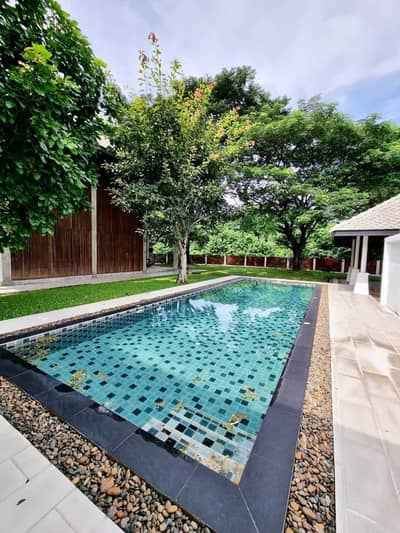 3 Bedroom Home for Rent in Doi Saket, Chiangmai - Beautiful house for rent with private pool, Chiang Mai.