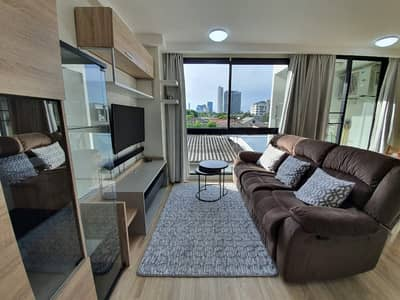 2 Bedroom Condo for Sale in Huai Khwang, Bangkok - For sale Chateau Town Ratchada20-2, size 49.40 sqm *** MRT Sutthisan.