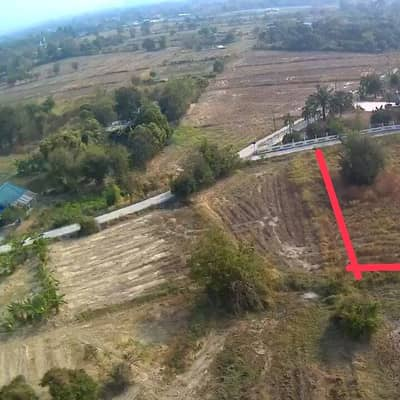 Land for Sale in Mueang Nakhon Nayok, Nakhonnayok - Owner sells directly Not through a broker. 2 rai