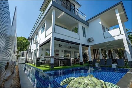 7 Bedroom Home for Sale in Mueang Phuket, Phuket - Sea view pool villa 7 bedrooms for sale at Rawai - 920281011-10