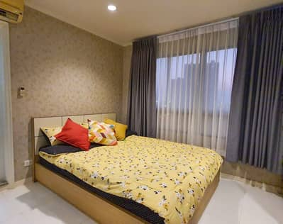 1 Bedroom Condo for Rent in Suan Luang, Bangkok - For rent urgently ! Condo LPN Ville Sukhumvit 77/1, beautiful room, fully furnished, ready to move in.