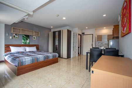 Condo for Rent in Mueang Chiang Mai, Chiangmai - On a tight budget? Check out this studio room for just 5,000 p. m. at Galare Thong