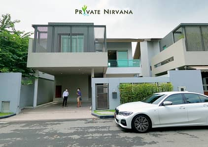 3 Bedroom Home for Sale in Lat Phrao, Bangkok - Private Nirvana Residence North Private Nirvana Residence North along the Ekamai-Ramintra expressway behind CDC