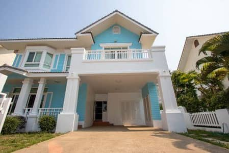 3 Bedroom Home for Rent in Mueang Chiang Mai, Chiangmai - Not renting is a mistake! Reduce the irony of covids. ‼House in Palm Springs Country Homes Village