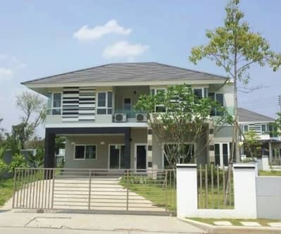 3 Bedroom Home for Rent in Mueang Chiang Mai, Chiangmai - Sell/rent loss, new house, never lived in Kankanok 12 Don Chan