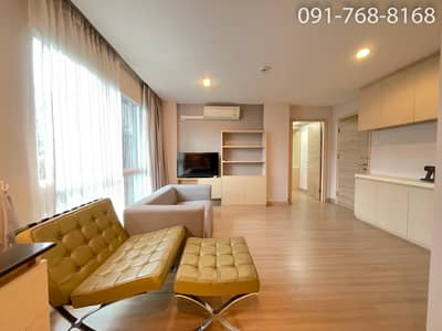 """1 Bedroom Condo for Sale in Mueang Chiang Mai, Chiangmai - 🎉#Selling cheap """"corner room + north"""" 🎉Condo (41 sq m. ) """"private + peaceful"""" (2.49 million + free transfer ***) cheapest in the project ‼"""