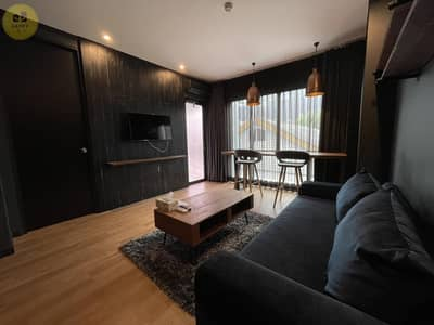 1 Bedroom Condo for Sale in Mueang Chiang Mai, Chiangmai - M3729HH-Condo for sale at The Nimman, Chiang Mai has furniture and electrical appliances ready. ready to move in