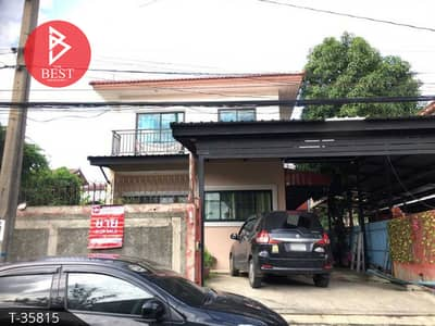4 Bedroom Home for Sale in Don Mueang, Bangkok - 2 storey detached house for sale, area 50 square meters, Don Mueang, Bangkok, ready to move in