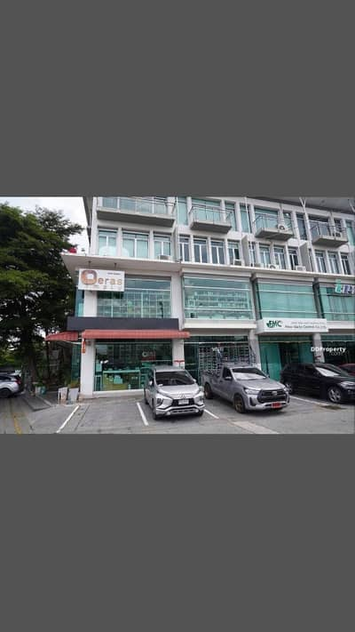 Office for Sale in Suan Luang, Bangkok - Sell H Cape (HomeOffice) On Nut - Lat Krabang 2 corner rooms, lower than the appraised value.