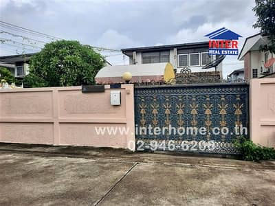 5 Bedroom Home for Sale in Wang Thonglang, Bangkok - House 2 Floors 80 sq. w. Thew Son Village Soi Ladprao 87 Intersection 28 Ladprao Road