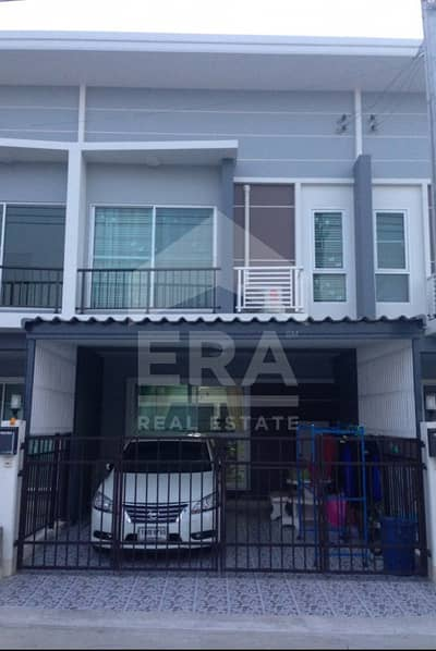 3 Bedroom Townhouse for Sale in Mueang Nonthaburi, Nonthaburi - Quick sale! Townhouse 2 floors, Supalai Primo Rama 5, area 18.9 sq. wa. , Bang Si Muang, Mueang Nonthaburi.