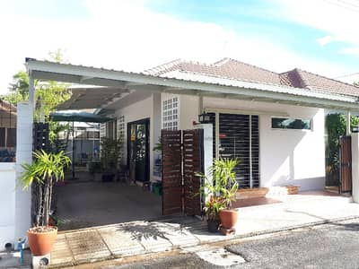 3 Bedroom Home for Sale in Mueang Kanchanaburi, Kanchanaburi - Sell or rent Single house ready to move in near the city House for Sale or Rent