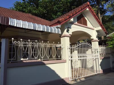 2 Bedroom Home for Sale in Fang, Chiangmai - one-story house Suan Nonsi Village, 2 bedrooms, 1 bathroom, 1 kitchen, 1 car park 1.49 million baht