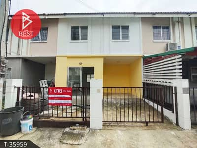 3 Bedroom Townhouse for Sale in Mueang Samut Sakhon, Samutsakhon - Townhouse for sale, Pruksa 73 Economic - Rama 2, Samut Sakhon, ready to move in.
