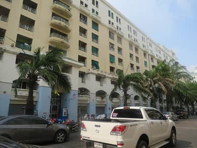Condo for Sale in Don Mueang, Bangkok - Room no. 40/115, area 32.20 sqm. , 1st floor, Building D, Baan Suan Chaengwattana Project D