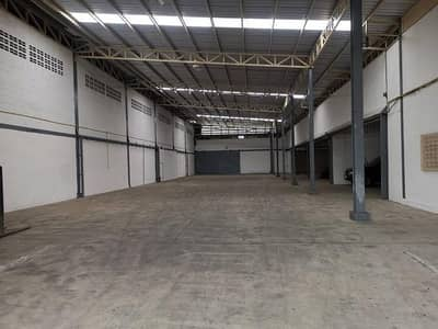 Factory for Rent in Suan Luang, Bangkok - Warehouse for rent in On Nut 17, Phatthanakan 20, 540 sq m. Ten-wheelers can enter near the expressway, can load 2.5 tons / sq m.