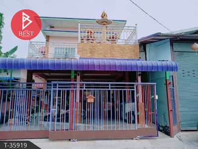 2 Bedroom Home for Sale in Bang Phli, Samutprakan - 2 storey detached house for sale, Bang Phli, Samut Prakan, newly decorated, ready to move in.