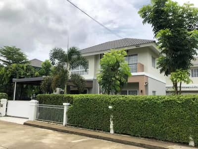 3 Bedroom Home for Rent in Hang Dong, Chiangmai - House For Rent , Kankanok ville 10 , 3 Bedrooms size 77.3 sq. wah , 15,5000THB, Tel. 082-3899314 (Bubu)