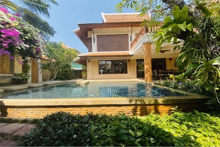 4 Bedroom Home for Sale in Bang Lamung, Chonburi - Villa for sale in Chateau Dale Thabali - 920431001-11