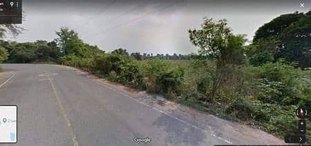 Land for sale in Nong Rua Wiang that is 7 title deeds in beautiful color, good location.