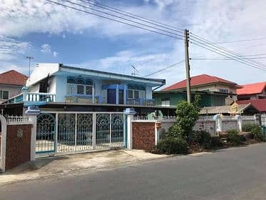 4 Bedroom Home for Rent in Sai Mai, Bangkok - for rent large house Near the Air Force, BTS Intersection, Area 114 sq. wa. , 4 bedrooms, 3 bathrooms, big house, ready to move in