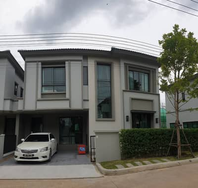 3 Bedroom Home for Rent in Khlong Luang, Pathumthani - 2 storey detached house for rent, Phaholyothin-Rangsit, near Future Park Rangsit.