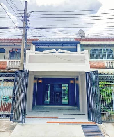 2 Bedroom Townhouse for Sale in Thawi Watthana, Bangkok - Townhouse for sale, Phra Pin University 2