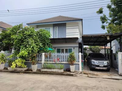 3 Bedroom Home for Sale in Bang Khun Thian, Bangkok - House for sale, Sinthavee Village 2