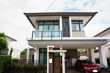 3 Bedroom Home for Sale in Mueang Chiang Mai, Chiangmai - House for sale near Prommada, 50 sq m, fully furnished, 4.1 MB.