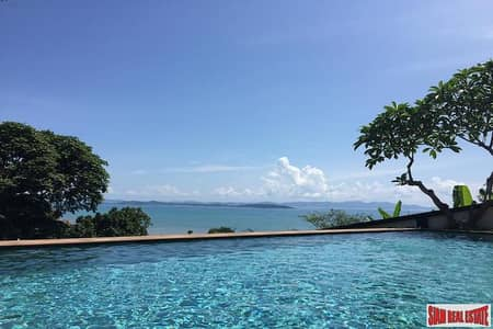 4 Bedroom Home for Sale in Thalang, Phuket - Cape Heights | Panoramic Sea View Four Bedroom House for Sale in Ao Yamu