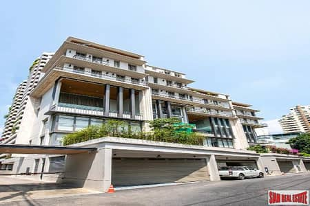 4 Bedroom Home for Sale in Khlong Toei, Bangkok - 749 Residence | Luxury Town Home with Private Pool in Prime Location between Phrom Phong and Thong Lor