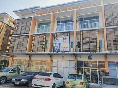 Commercial Building for Rent in Hang Dong, Chiangmai - Commercial building, 4 floors, 1 booth in Star Avenue 5 Hang Dong project.