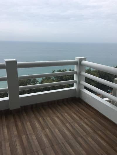 1 Bedroom Condo for Rent in Mueang Rayong, Rayong - Condo for rent by the sea daily, 18th floor, Mae Ramphueng beach