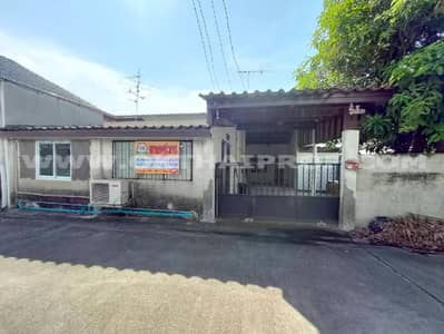 2 Bedroom Home for Sale in Mueang Nonthaburi, Nonthaburi - Single-storey house, Samakkee Road, Mueang Nonthaburi