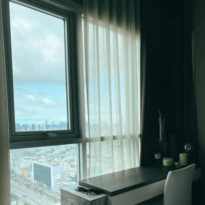 1 Bedroom Condo for Sale in Din Daeng, Bangkok - Life Ratchadapisek / City view and Fully Furnished / negotiable