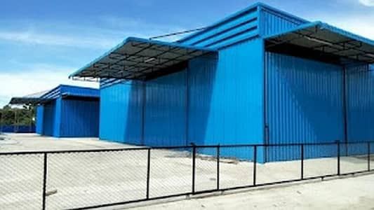 Factory for Rent in Sai Mai, Bangkok - (( 3)) Property code BS202 for rent, warehouse with office, Sai Mai Road, Sai Mai area (suitable for storing goods)